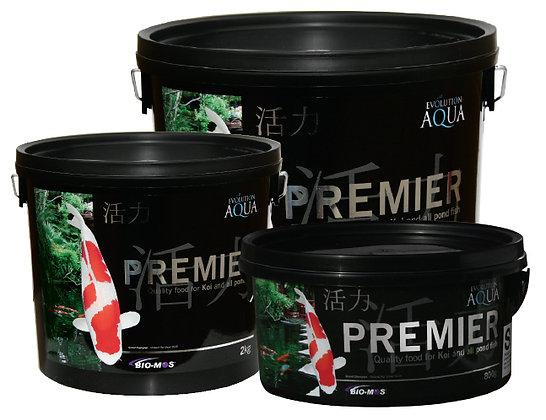 Evolution Aqua - Premier Food - Medium Pellet 5-6mm