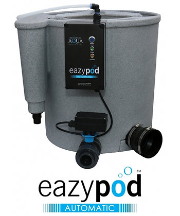 Evolution Aqua Eazy Pod Automatic - UV Model Also Available.