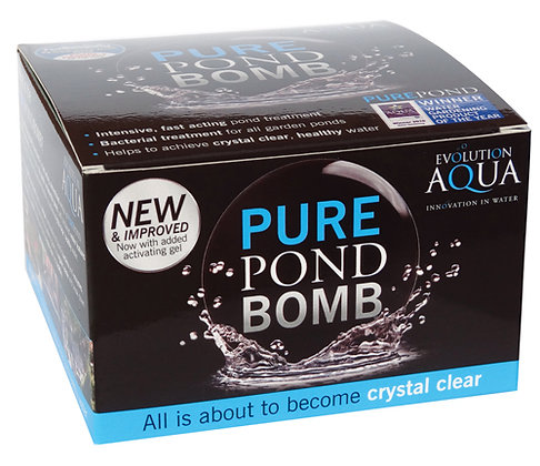 Evolution Aqua - Pure Pond Bomb