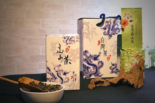 SGUREDAN 薩谷德杉林溪高山茶:金萱烏龍茶葉(冬茶)