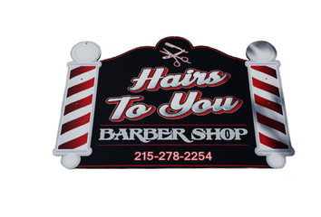 HAIRS TO YOU BARBER SHOP
