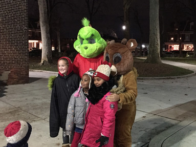 the grinch and rudolph