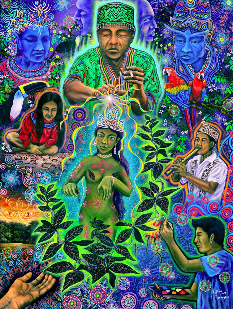 """""""Ipobe kene"""" Plant of the Art"""