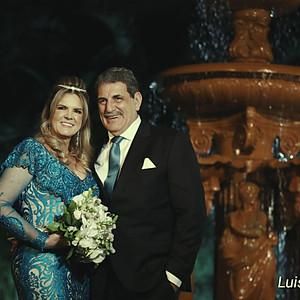 Mônica e Roberto