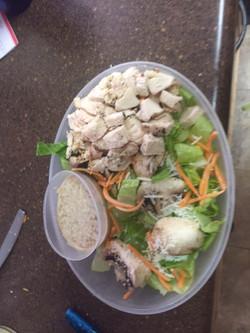 Chicken Salad on-the-go
