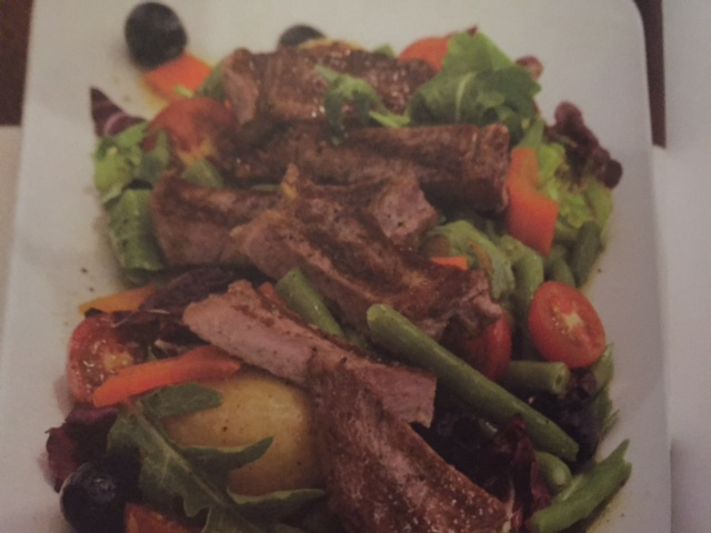 Tri-Tip w/veggies