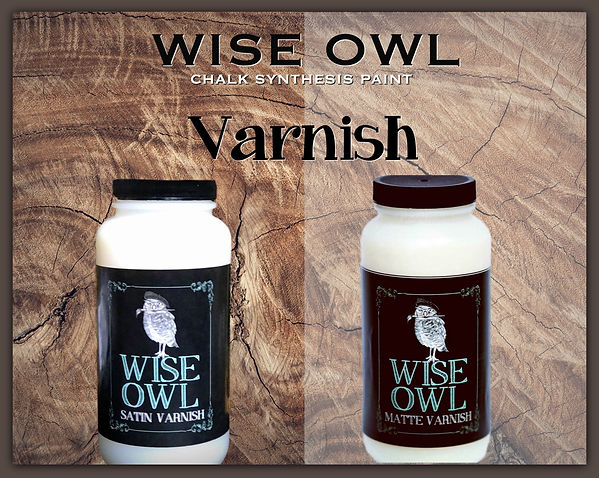 Wise Owl Varnishes