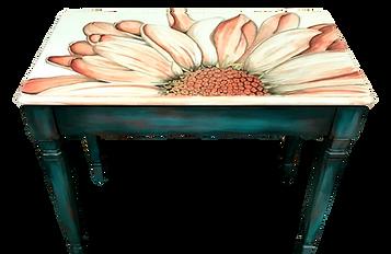 Daisy Piano Stool