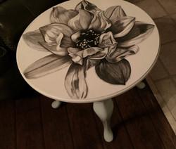 18 Queen Ann Table, Magnolia 2