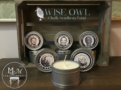 Wise Owl Candles