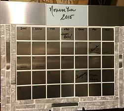 Tile Perpetual Calendars