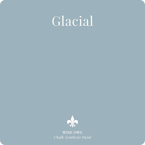 GLACIAL, Wise Owl Chalk Synthesis Paint, Pint
