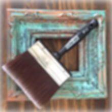Cling On Block Brushes