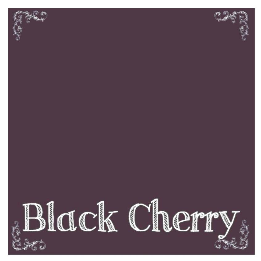 1 Black Cherry