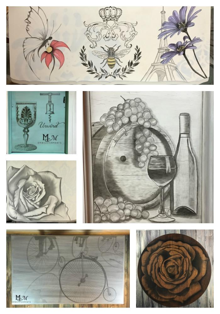 furniture collage 2