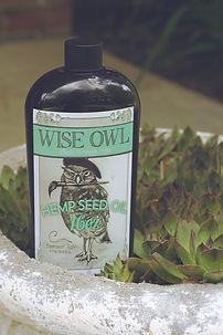 Wise Owl Hemp Seed Oil