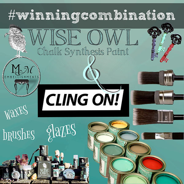 Wise Owl Paints and Finishes