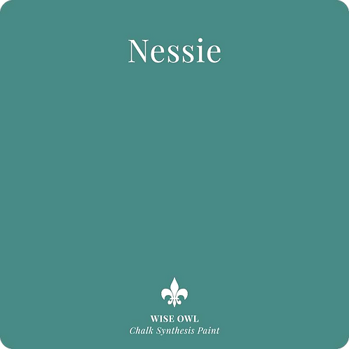 NESSIE, Wise Owl Chalk Synthesis Paint, Pint