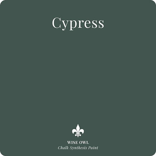 CYPRESS, Wise Owl Chalk Synthesis Paint, Pint