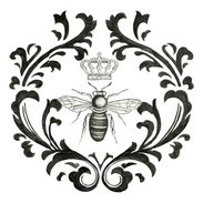 1 bee damask.png
