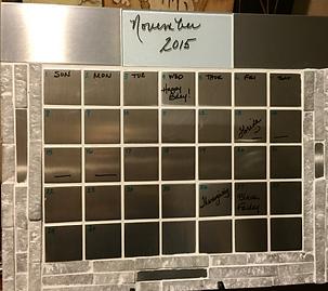 Perpetual Tile Calendars