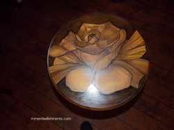 15rose table