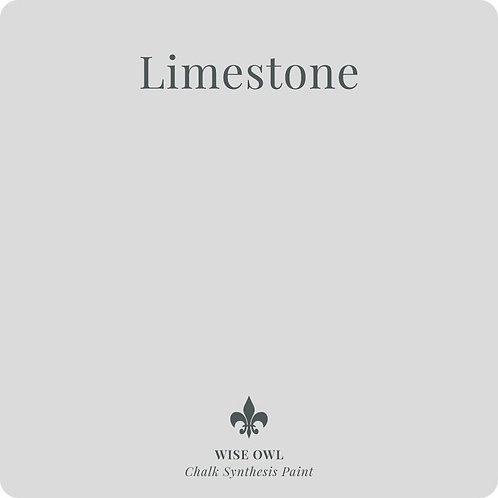 LIMESTONE Wise Owl Chalk Synthesis Paint, Pint