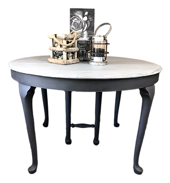 Gray Washed Dining Table