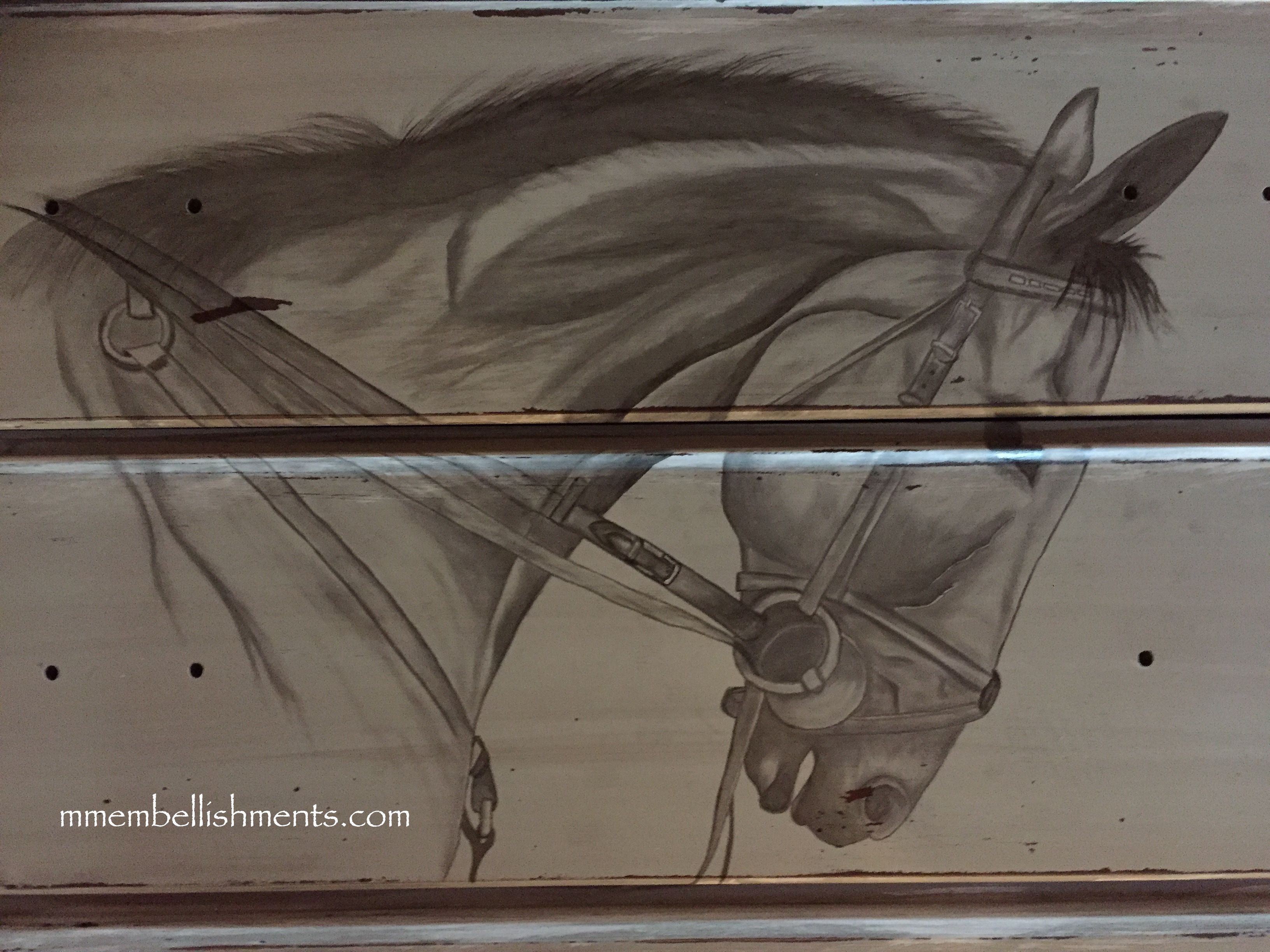 9 adriane's horse dresser