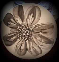 10 Queen Ann table, Magnolia 1