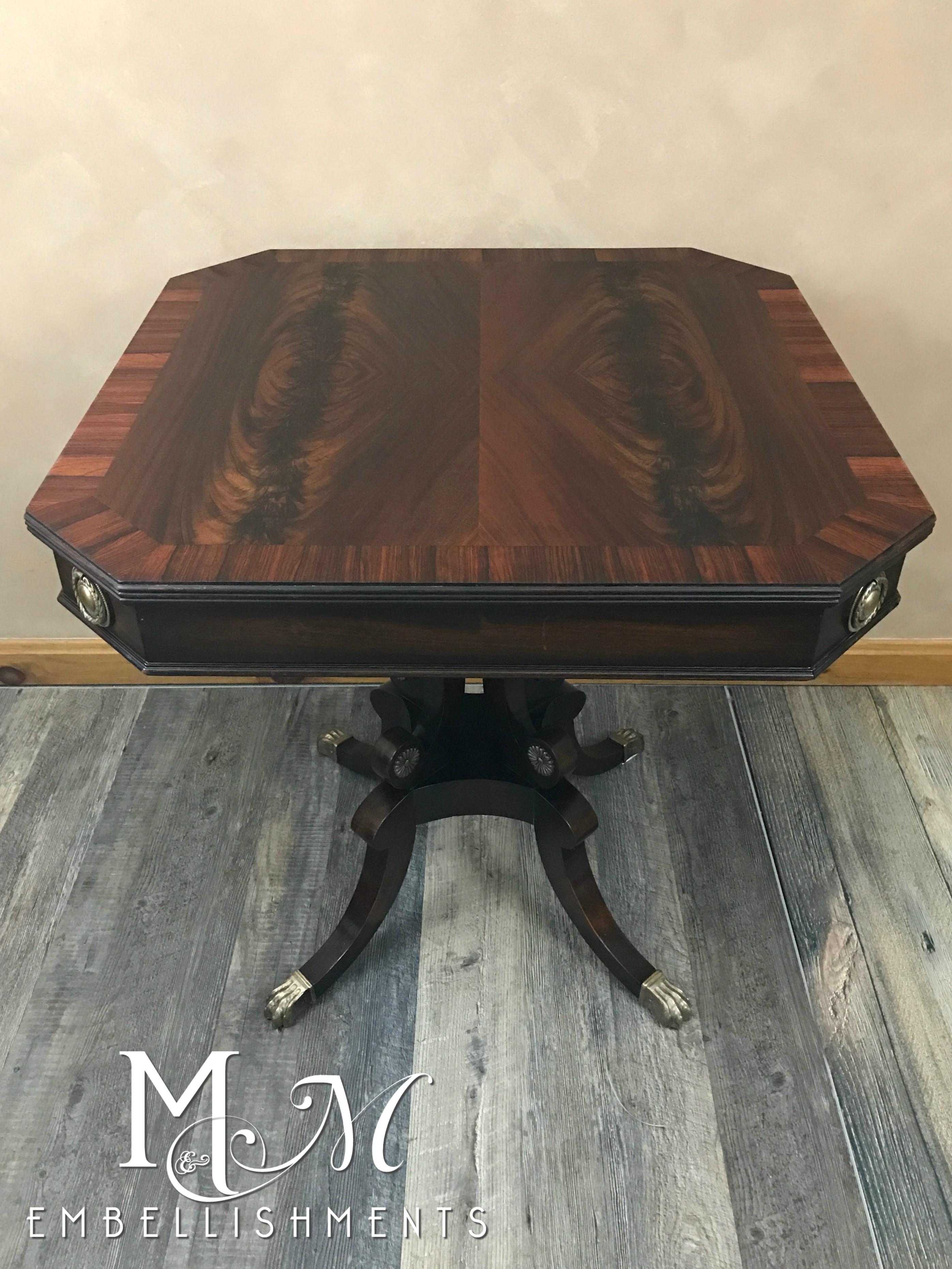 DUncan Phyfe Table