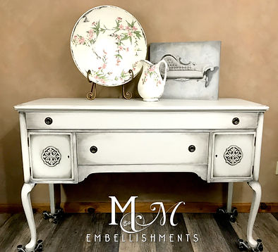 Hand Painted Furniture with unique finishes