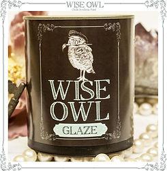 Wise owl Glazes