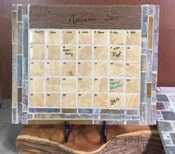 Calendar9, tile and slate dry erase calendar_edited