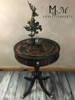Duncan Phyfe Rose Table