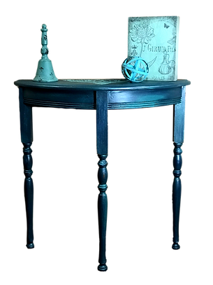 Boho Demi Lune Table