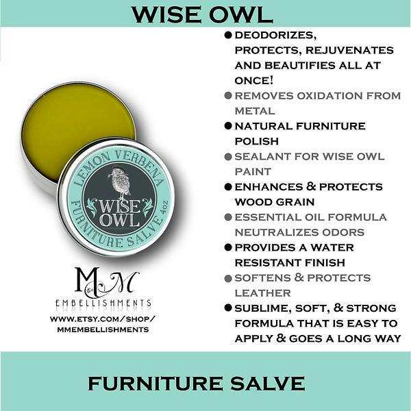Furniture Salve Uses