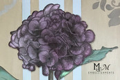 Hydrangea Table Art & a Sneak Peek!
