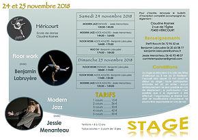 Stage Héricourt
