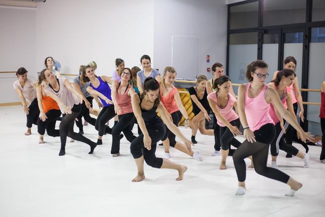 modern jazz - galerie de la danse