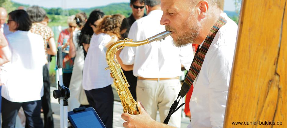 Apetizer-Saxophon