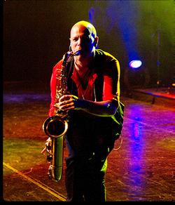 Apetizer-Mirco Saxophon