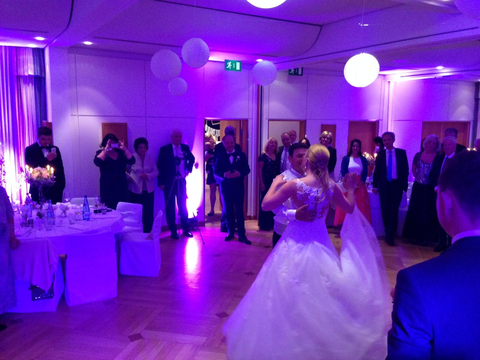 Apetizer Band Hochzeit