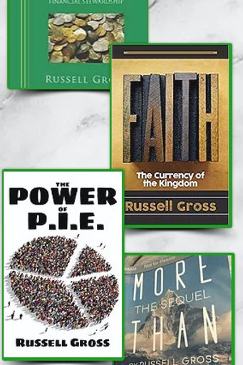 Any 3 Books for $45