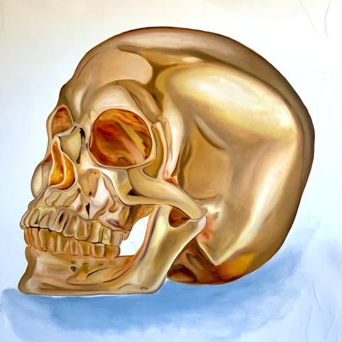 Skull of Greed
