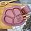 Thumbnail: Li'l Twinkies Train Me Spoon and Fork Set, Vintage Rose