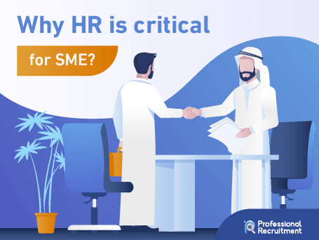 Why HR is critical for SME?