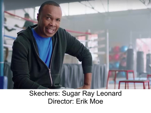 Skechers: Sugar Ray Leonard