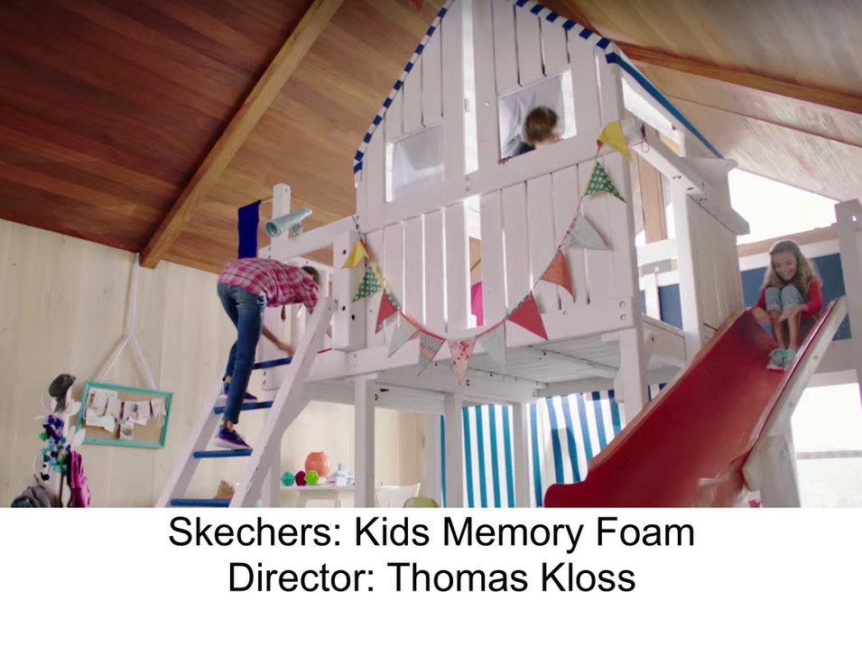 Skechers: Kids Memory Foam