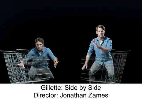 Gillette: Side by Side